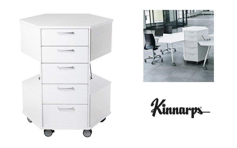 Kinnarps Cajonera con ruedas Armarios y almacenamiento Despacho  |