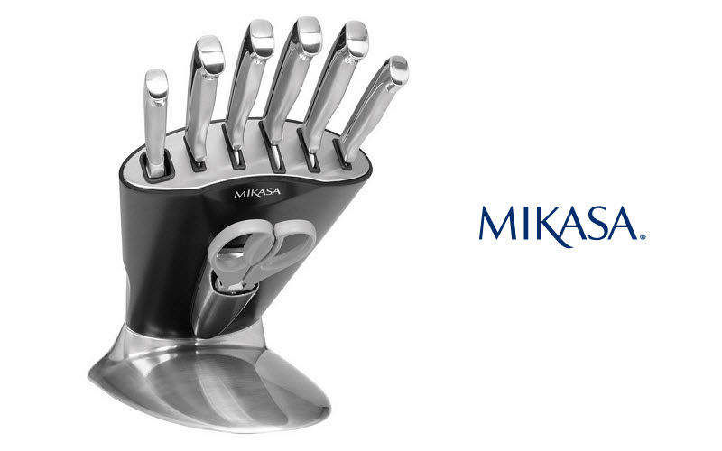 Mikasa Bloque de cuchillos Artículos para cortar y pelar Cocina Accesorios  |