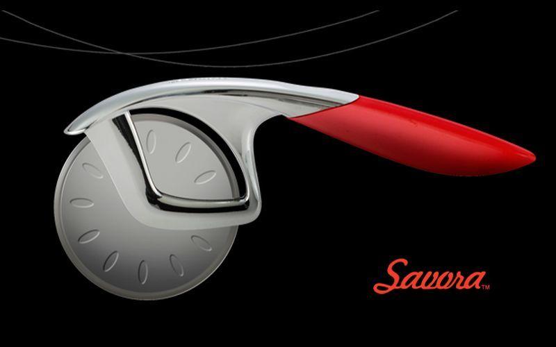 SAVORA Ruleta de pizza Artículos para cortar y pelar Cocina Accesorios  |