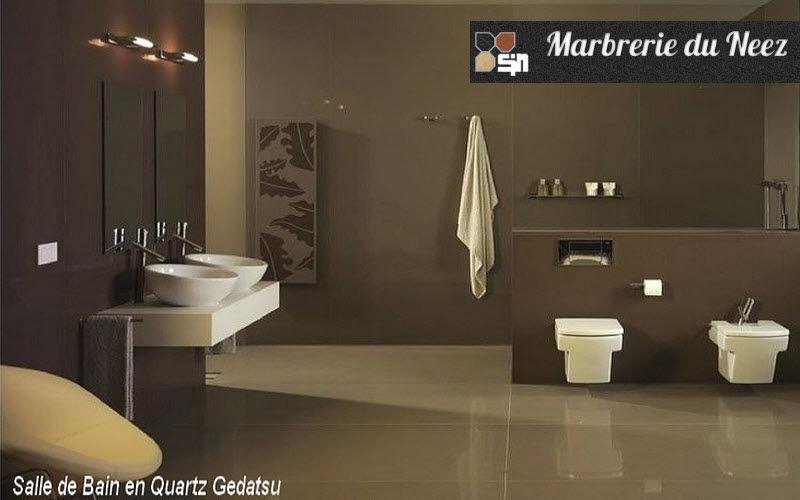 Marbrerie du Neez Azulejos para cuarto de baño Azulejos para paredes Paredes & Techos  |