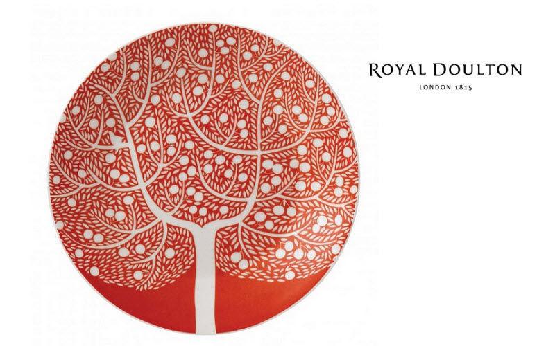 Royal Doulton Plato llano Presenta-platos Vajilla  |