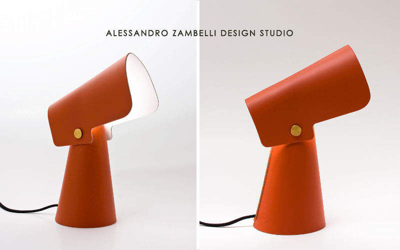 ALESSANDRO ZAMBELLI Design Studio Lámpara de sobremesa Lámparas Iluminación Interior  |