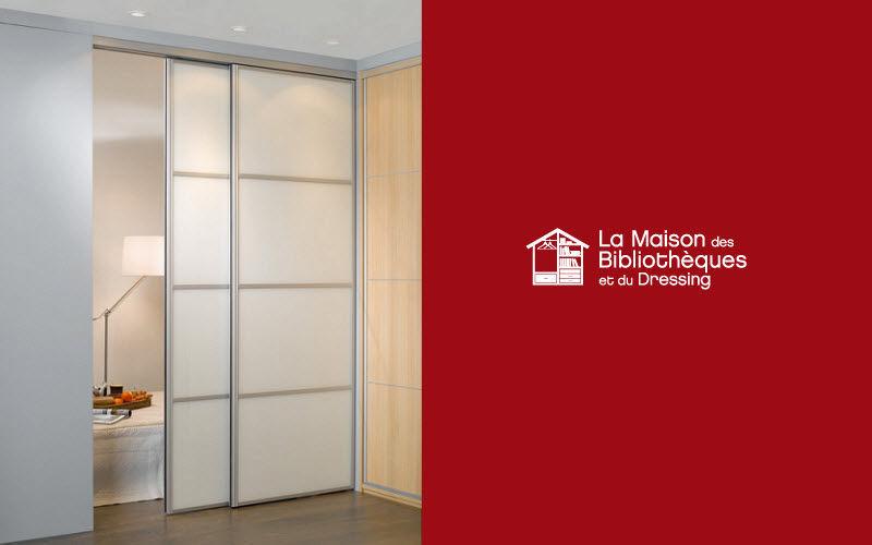 La Maison Des Bibliotheques Panel separador de habitaciiones Cortinas Tejidos Cortinas Pasamanería  |