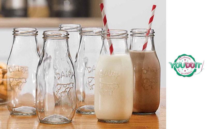 BIO DUO Jarra de leche Tarros & recipientes Vajilla  |