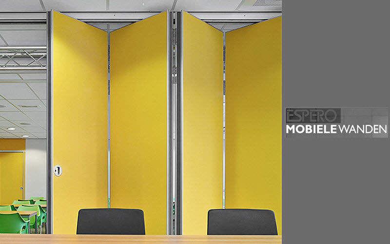 ESPERO Pared móvil Tabiques y paneles acústicos Paredes & Techos  |