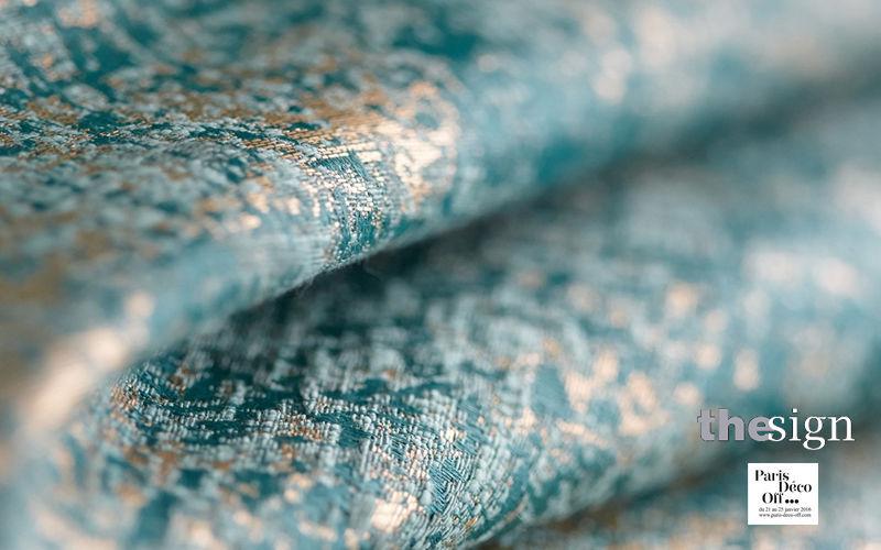 THESIGN Tela para tapicerías Telas decorativas Tejidos Cortinas Pasamanería   