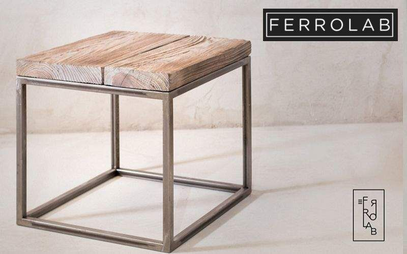 FERROLAB Mesa de sofá Mesas de centro Mesas & diverso    Rústico