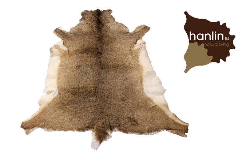 HANLIN piel de animal Piel de animal Alfombras Tapices   