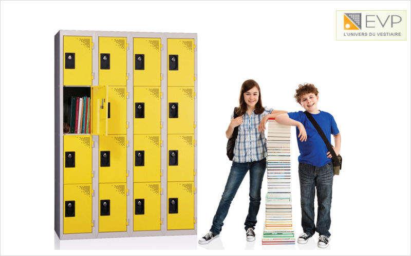 EVP Ropa de la escuela Armarios y almacenamiento Despacho  |