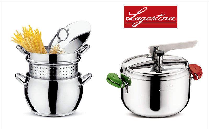 Lagostina Olla para pasta Cacerolas Cocción  |