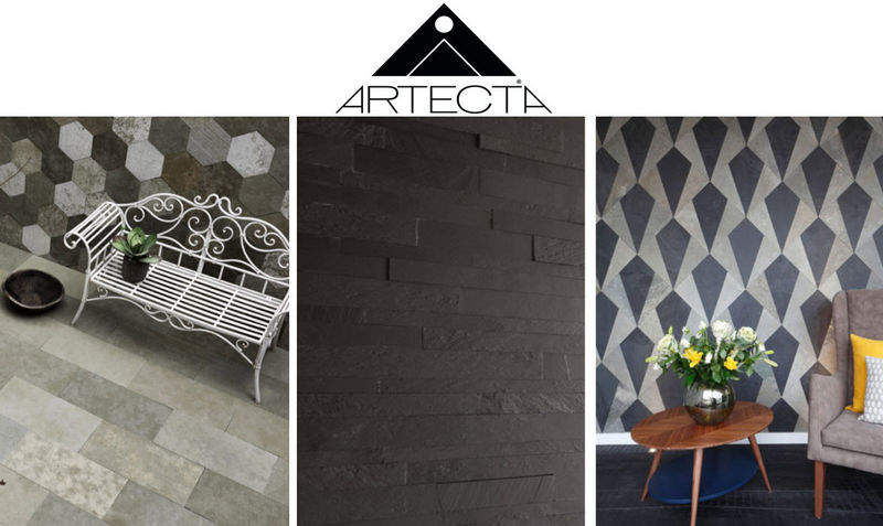 ARTECTA by International Slate Company Azulejos para pared Azulejos para paredes Paredes & Techos  |
