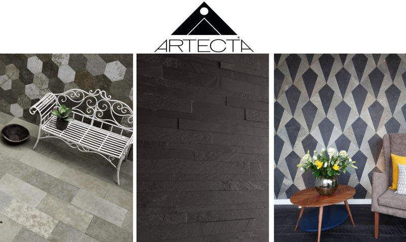 ARTECTA by International Slate Company Azulejos para pared Azulejos para paredes Paredes & Techos  |