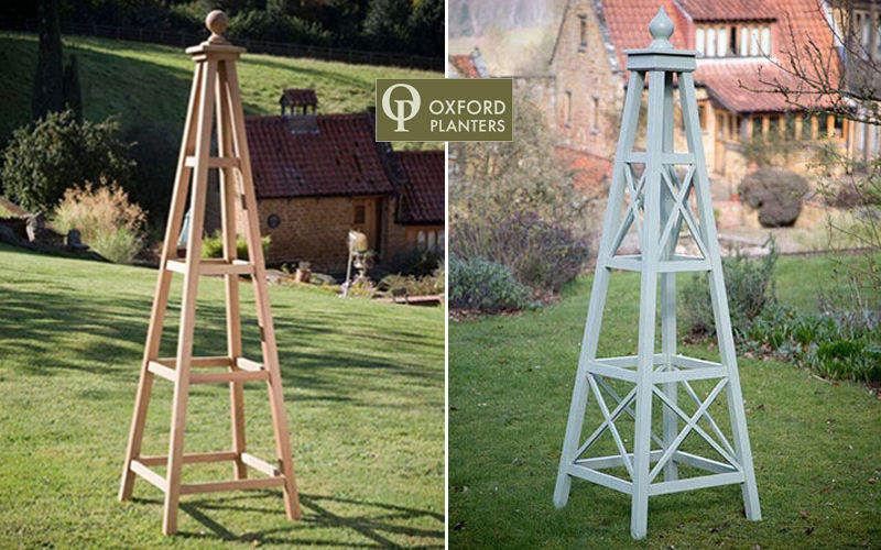 OXFORD PLANTERS Obelisco de Jardín Ornamentos de exterior Jardín Diverso  |