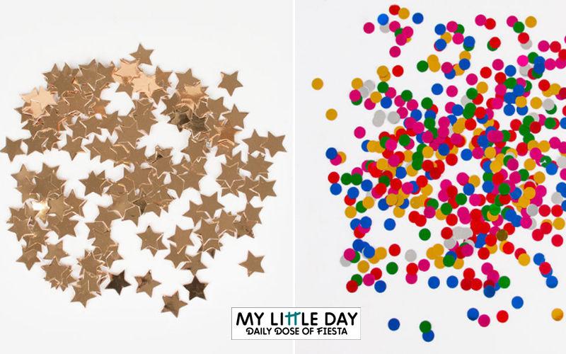 MY LITTLE DAY Confeti Artículos y accesorios para fiestas Navidad y Fiestas  |
