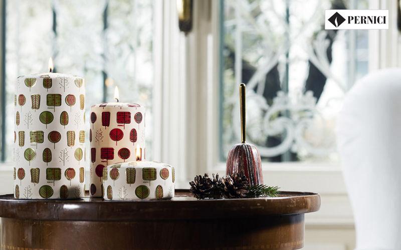 Pernici Velas de Navidad Decoración y motivos navideños Navidad y Fiestas  |