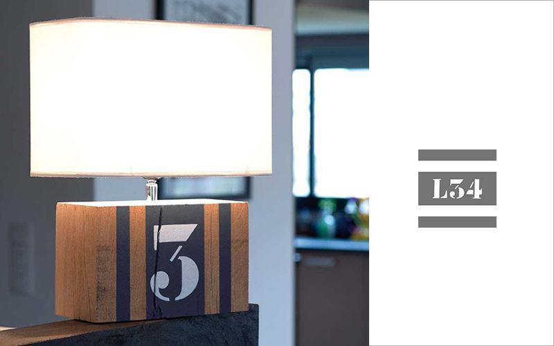 L34 Lámpara de sobremesa Lámparas Iluminación Interior  |