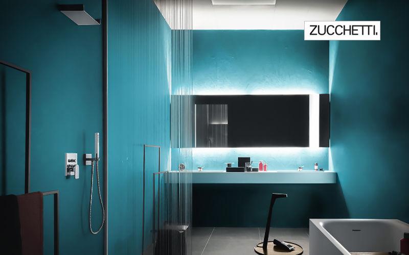 Zucchetti Conjunto de ducha Ducha & accesorios Baño Sanitarios  |