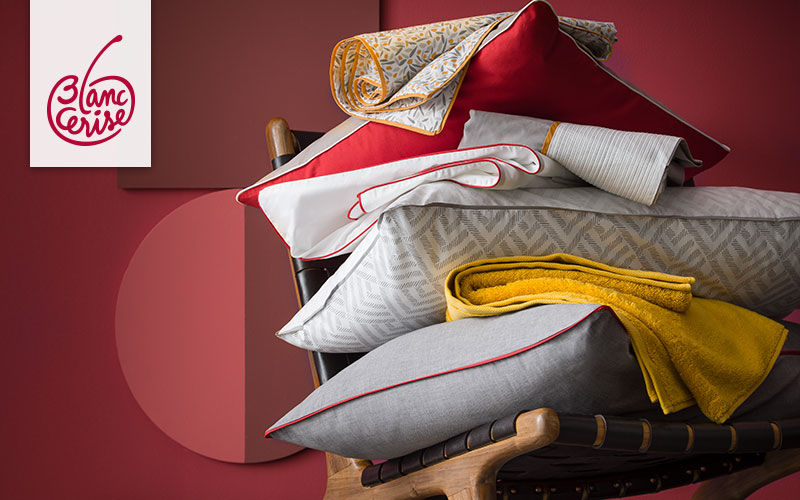 BLANC CERISE Funda de almohada Cojines, almohadas & fundas de almohada Ropa de Casa  |