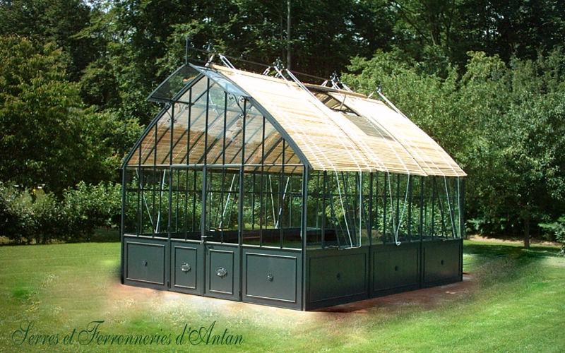Jard n cobertizos verjas decofinder for Cobertizos de jardin baratos