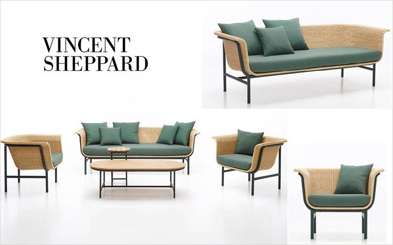 Vincent Sheppard Salón de jardín Salones completos de jardín Jardín Mobiliario  |