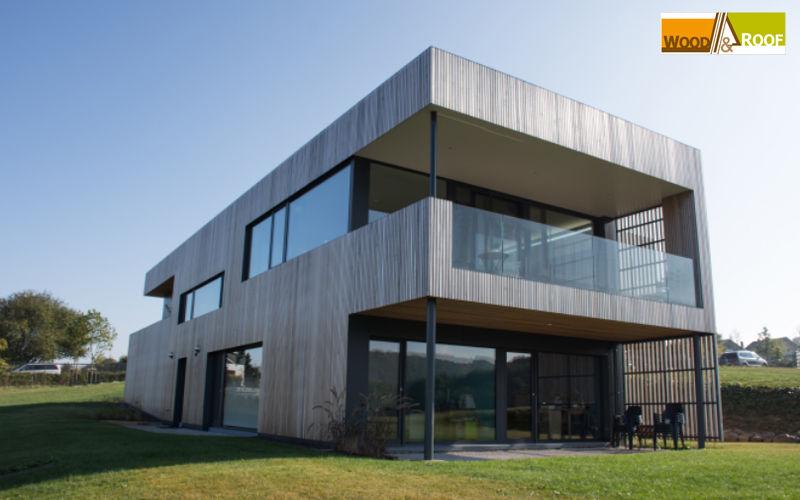 WOOD & ROOF Casa individual Casas individuales Casas isoladas  |