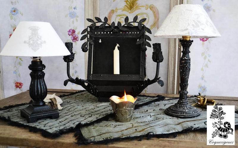 Coquecigrues Lámpara de sobremesa Lámparas Iluminación Interior  |