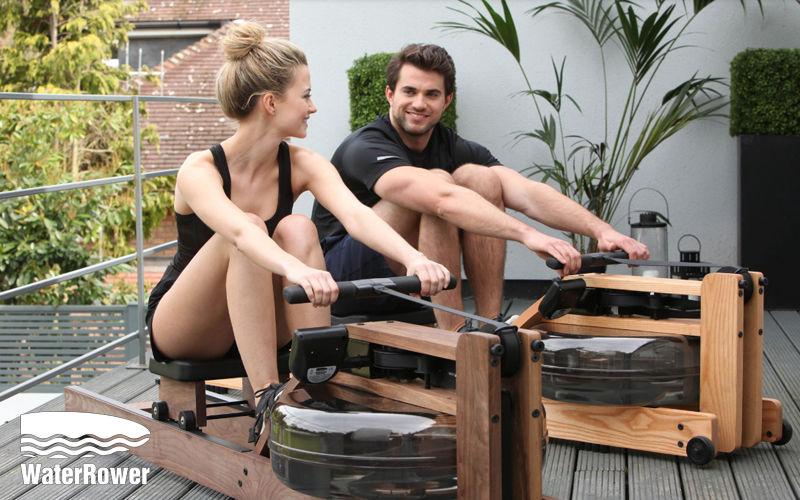 WaterRower Aparato de remo Aparatos de musculación Fitness  |