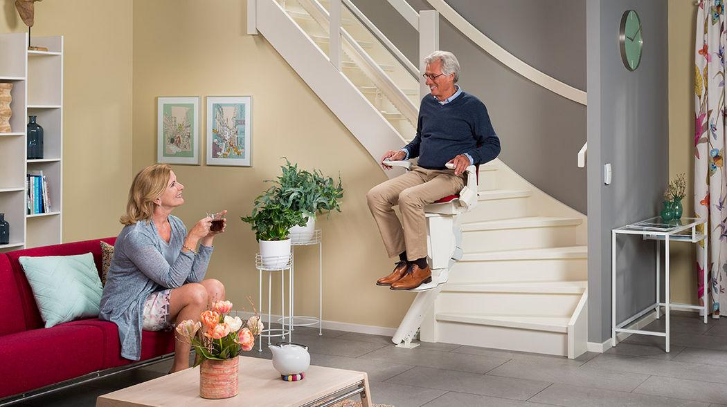 OTOLIFT Salvaescaleras Escaleras/escalas Equipo para la casa   