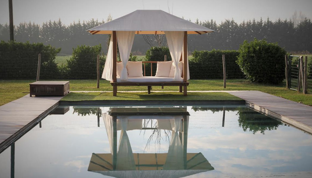 Honeymoon Gazebo Toldos Jardín Cobertizos Verjas...  |