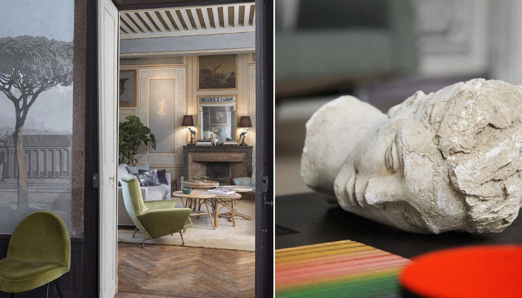 NATHALIE RIVES Realización de arquitecto Realizaciones de arquitecto de interiores Casas isoladas  |