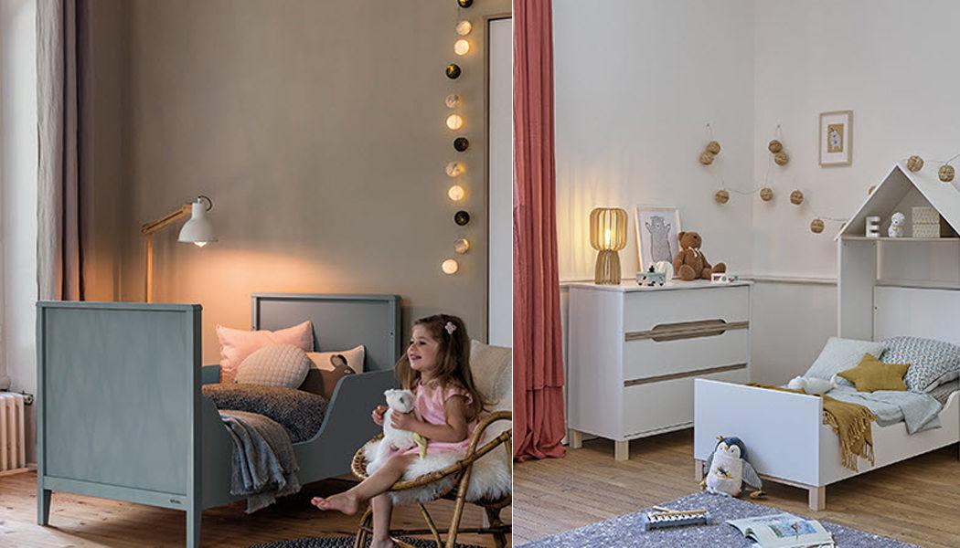 GALIPETTE Cama para niño Dormitorio infantil El mundo del niño  |