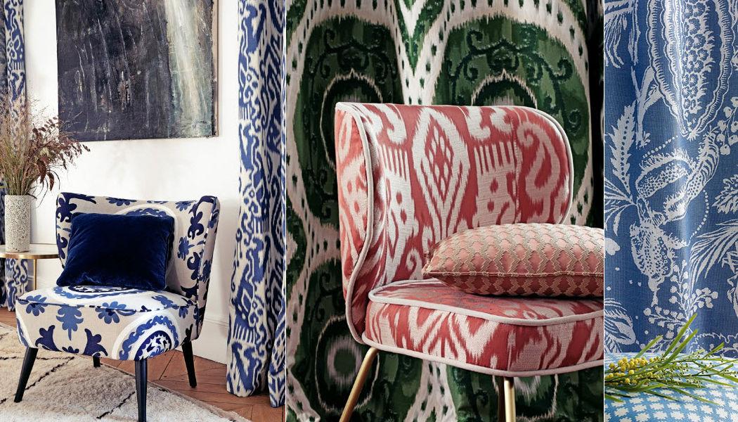 Manuel Canovas Tejido de decoración para asientos Telas decorativas Tejidos Cortinas Pasamanería  |