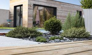 WOOD DESIGN -  - Pool House