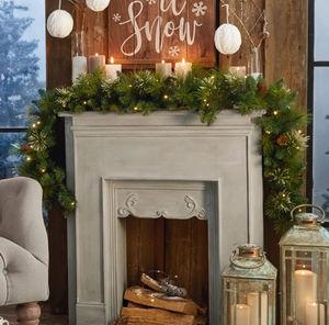 LOBERON - derval - Guirnalda De Navidad
