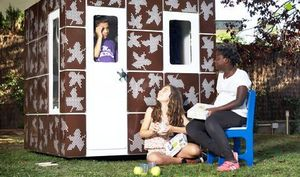 SMART PLAYHOUSE - Casa de jardín niño