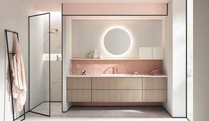 BURGBAD - Mueble de cuarto de baño