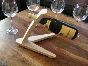 Portabotellas para servir el vino (ver vertedor)