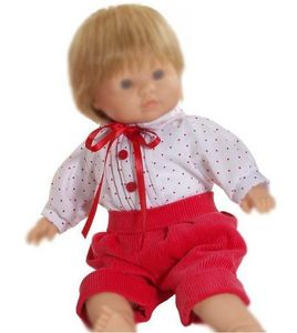 Paola Reina Vestido de muñeca
