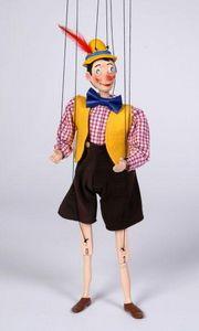 Au Nain Bleu Marioneta