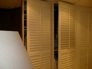 Puerta de armario empotrado