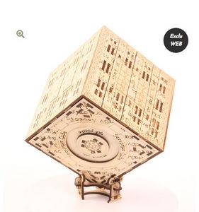 Puzzle-NKD PUZZLE-Scriptum Cube