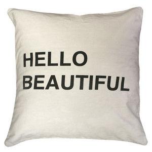 Sugarboo Designs - pillow collection - hello beautiful - Cojín Cuadrado