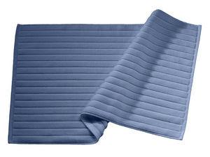 BLANC CERISE - tapis de bain - coton peigné 1000 g/m² - Alfombra De Baño