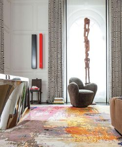 Stark Carpet -  - Alfombra Contemporánea