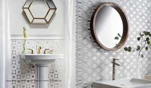 ANTIQUE MIRROR -  - Revestimiento De Pared