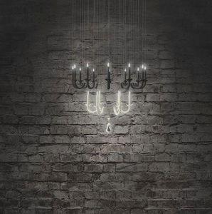 Beau & Bien - wersailles carbone - Lámpara Colgante
