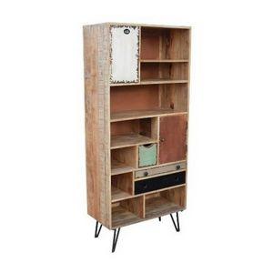 Mathi Design - bibliothèque vintage byron bay - Biblioteca