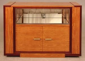 Galalithe -  - Mueble Para Objetos De Plata