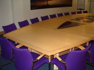 Tunnicliffe Furniture -  - Mesa De Conferencias