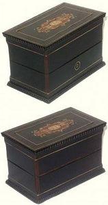 Art & Antiques - coffret à senteur napoléon iii - Estuche Para Perfume